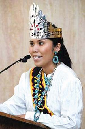 Meet Miss Indian Nations Title Holder Accepts Role As