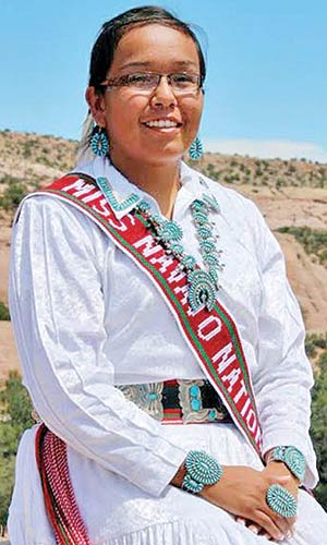 6 Vie For Coveted Miss Navajo Nation Crown Navajo Times
