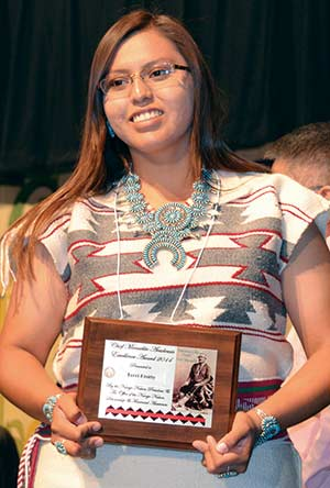 Chief Manuelito Scholars Take Both Tacks Navajo Times