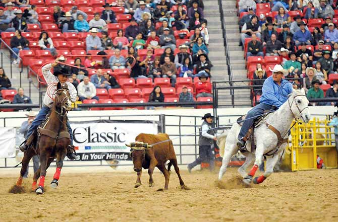 Rodeo First Time Winners Shine At Indfr In Las Vegas