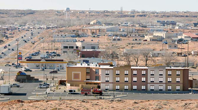 New Hotel Will Double Tourist Rooms In Tuba
