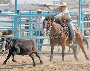 Rodeo Dnnra Airca Finals Determine Qualifiers Navajo Times
