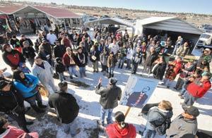 Idle No More Reaches Navajo Nation