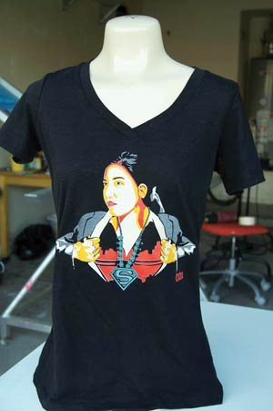 Engineering Student Turns Fashion Designer With Statement Ts