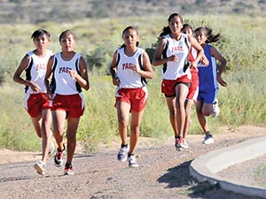 The Navajo Times Online Page Girls Boys Return Strong Teams