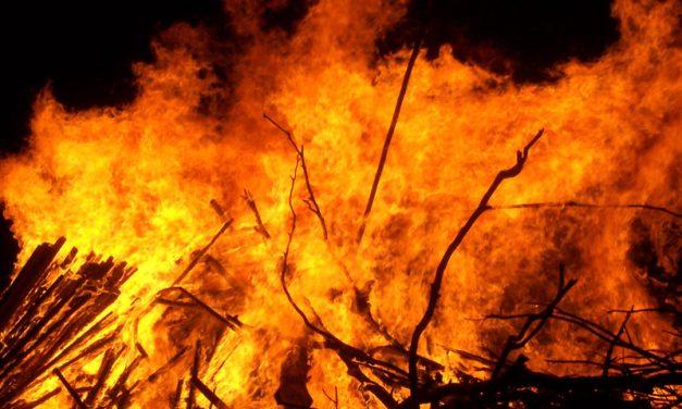 Dilkon, Teesto chapters regroup after blazes