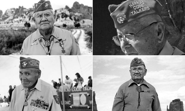 Code Talkers lose 4: In past week, code talkers' deaths leave 25-27 still living