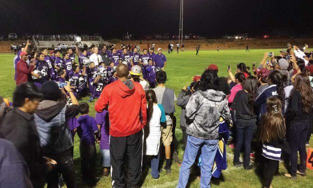 Washington Redskins donate $30,000 to local school