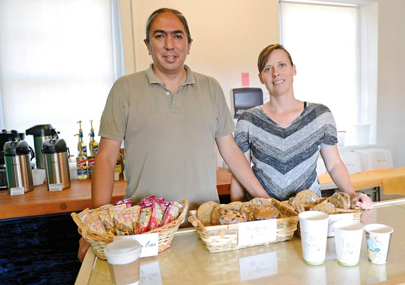 New gourmet coffee shop opens in Fort Defiance