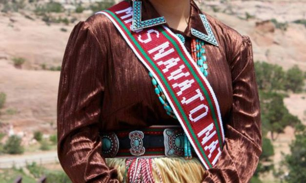 Miss Navajo Nation: Happy Valentine's Day
