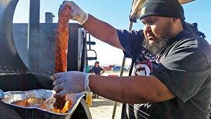 First Northern Navajo Fair cook-off satisfies judges