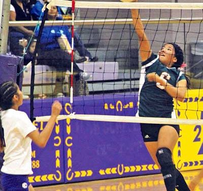 Wingate netters closing in on district crown