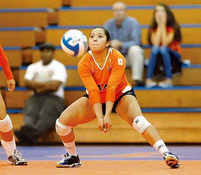Naomi Whitehair finds right fit on UTEP volleyball team