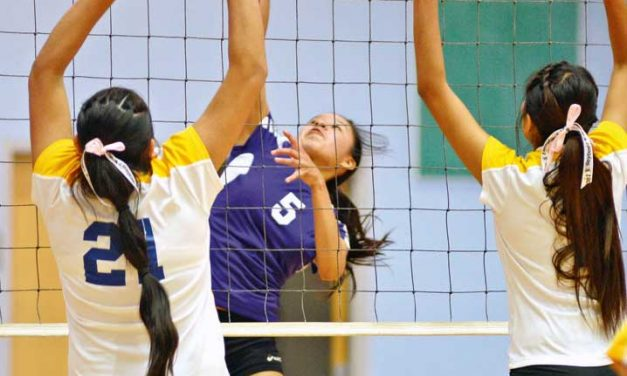 Shonto Prep volleyball team on verge of winning sectional