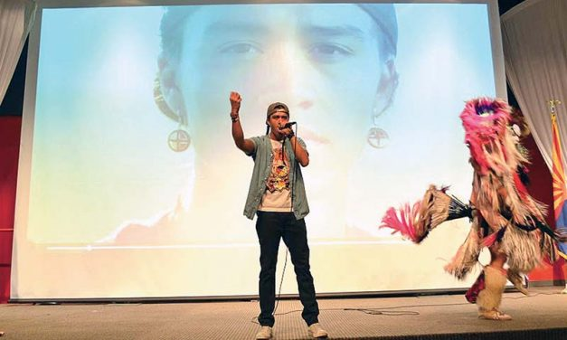 600 youth attend Native American College Day
