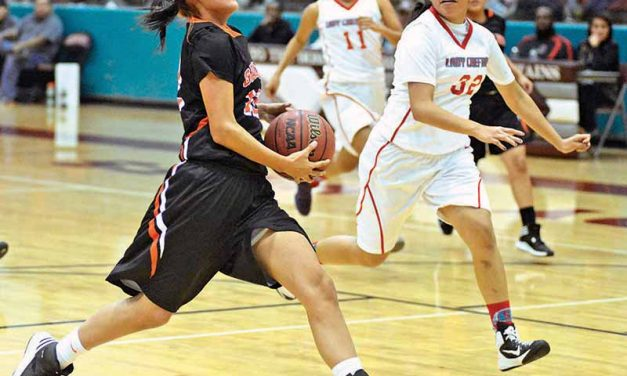 Gallup girls defeat Shiprock to start season