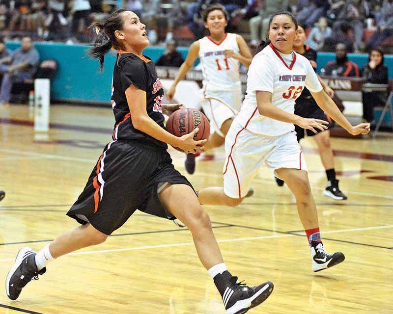 Gallup girls defeat Shiprock to start season