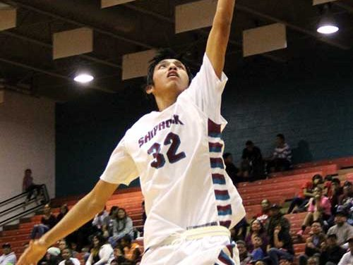 Shiprock carries new look to District 1-4A hoops