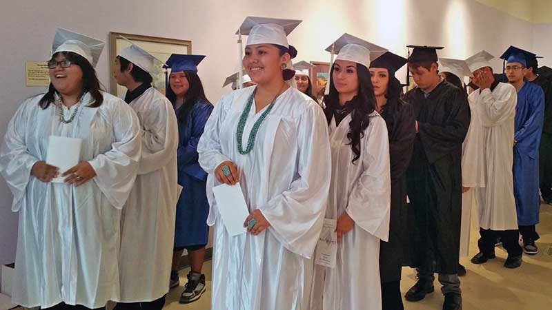 Center hosts graduation for 53 GED students