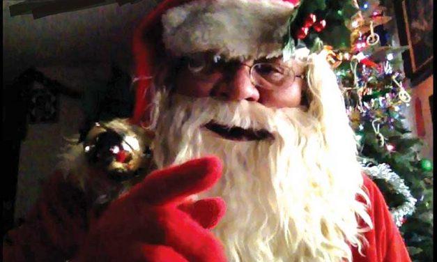 Online video of Navajo Santa viewed by 70K