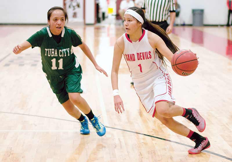 Page girls hold on to win NGS Classic