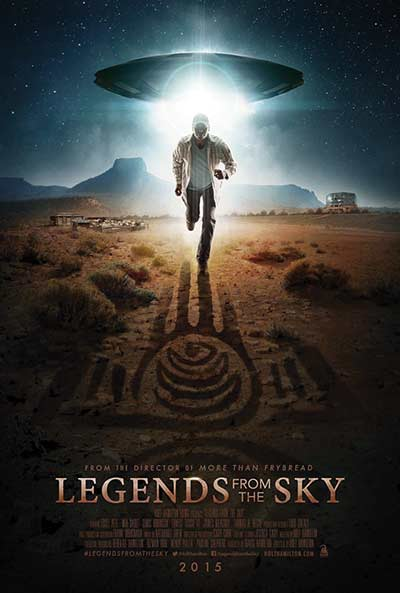 Travis Hamilton to premier 'Legends from the Sky' movie Jan. 22