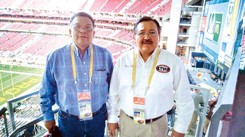 KTNN broadcasts Pro Bowl in Diné language