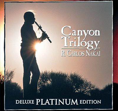 R. Carlos Nakai's 'Canyon Trilogy' earns platinum status