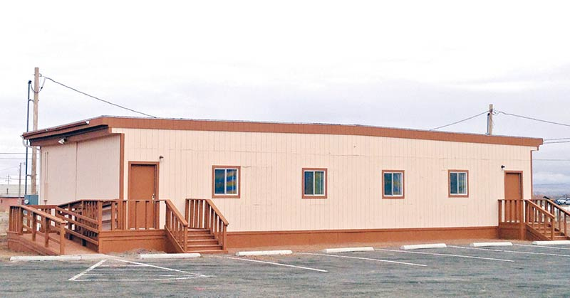 Many Farms to get youth center