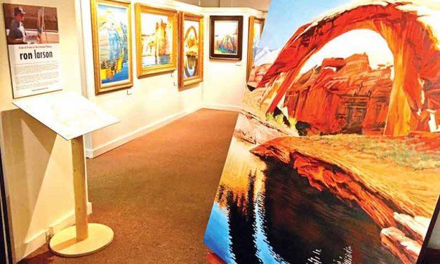 'Vistas & Visions of the Colorado Plateau' exhibit opens