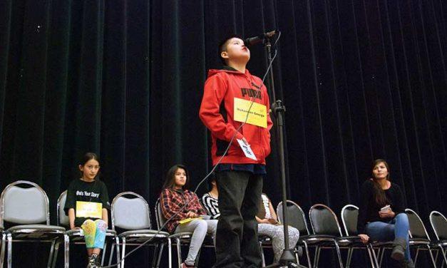 Confidence, preparation key to winning at Western Navajo spelling bee