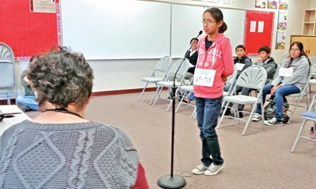 Baylon, Bitsoi named champions at Fort Defiance spelling bee