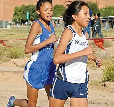 Wings of America girls team field elite runners