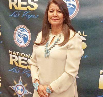 Diné business owner earns NCAIED volunteer award