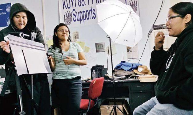Hopi High students raising money to fund journalism trip to Denver
