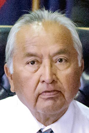 Efforts underway to remove Herb Yazzie as chief justice