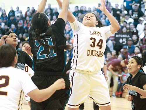 Tohatchi Lady Cougars blossom, earn first district title in seven years