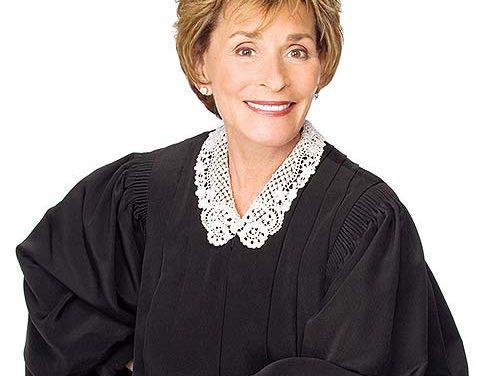 'Judge Judy' to address Shiprock High's graduating class