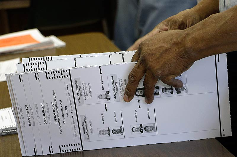 County ordered to hold elections using new districts