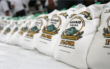 Navajo Pride voluntarily recalls flour
