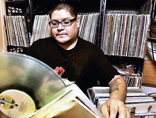 Navajo DJ to take his beats across the pond