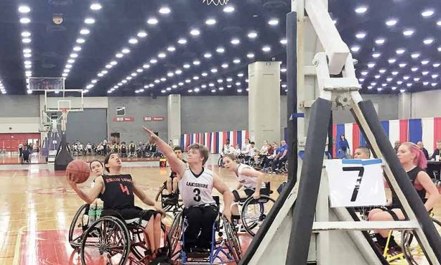 Accident prompts Durango man to create wheelchair basketball camp