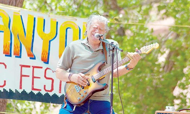 Hundreds attend 7th annual Rock the Canyon fest