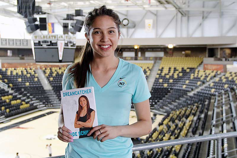 Jude Schimmel shares life lessons in new book