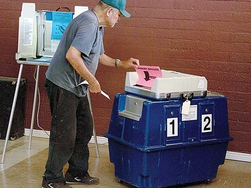 From the Publisher: Tribal primary election less than one year away
