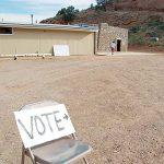 Coronavirus not stopping AZ election