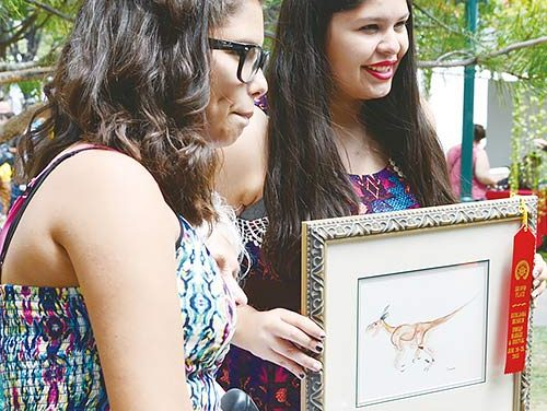 Family of artists make appearance at Santa Fe Indian Market