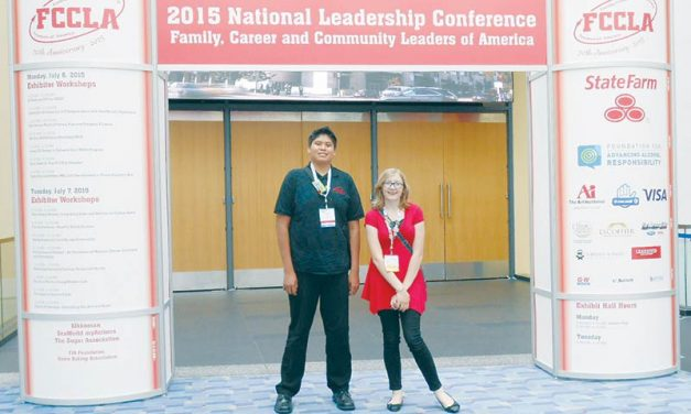 Students attend FCCLA leadership conference