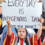 Indigenous Peoples' Day a signature away from becoming law