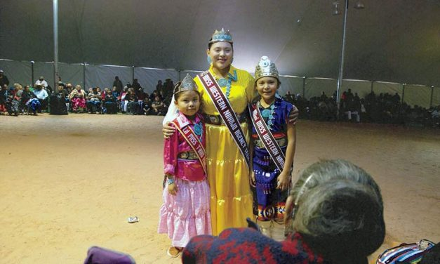 Tuba City High sophomore is new Miss Western Navajo Teen